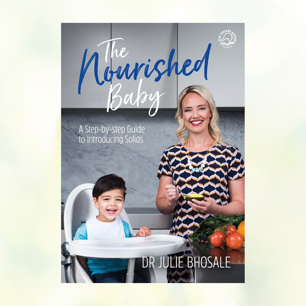 Nourished Baby book shop